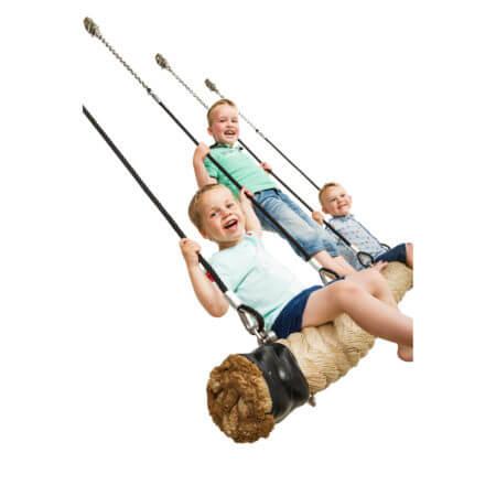 góliát kötélhinta oldalról és gyerekek