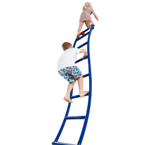 hullám mászóka gyerekekkel