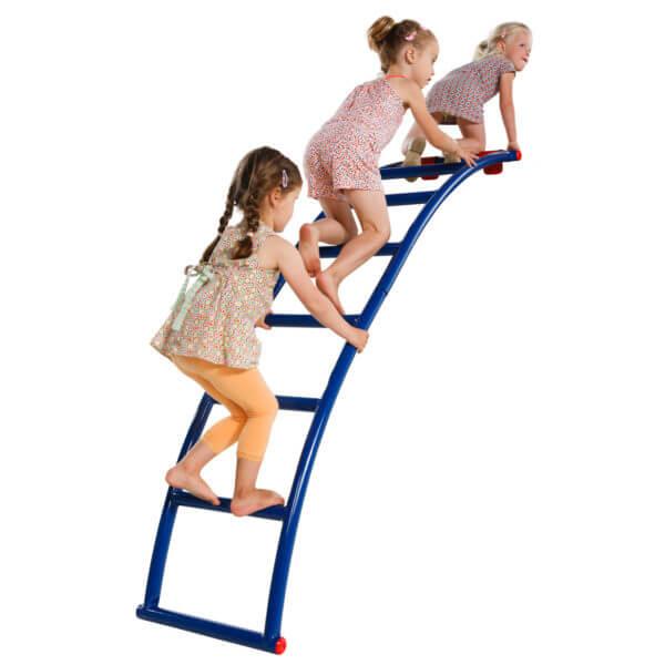 hullám mászóka kislányokkal
