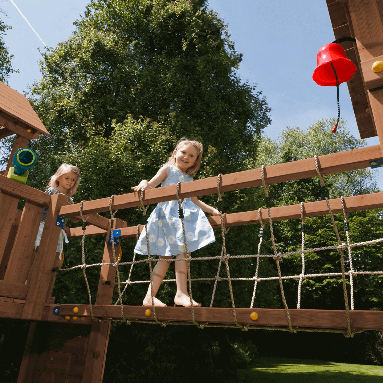 Bridge híd modul és kislány