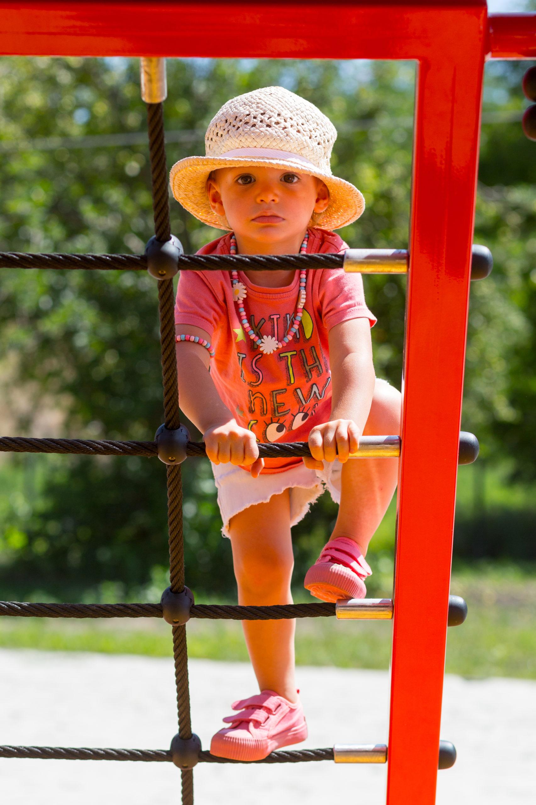 A mászás jelentősége gyermekkorban